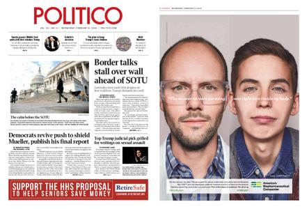 Politico – February 06, 2019