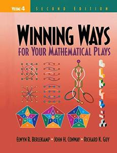 Winning Ways for Your Mathematical Plays, Vol. 4