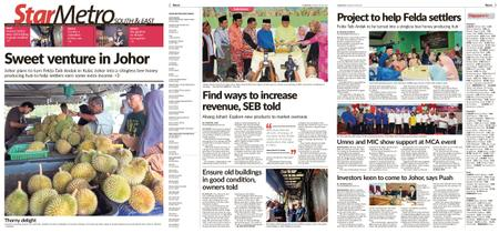 The Star Malaysia - Metro South & East – 18 June 2019
