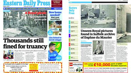 Eastern Daily Press – March 22, 2019