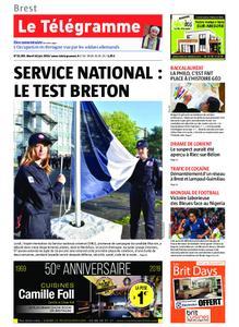 Le Télégramme Brest – 18 juin 2019