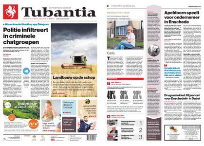 Tubantia - Enschede – 09 augustus 2019