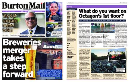 Burton Mail – June 30, 2020