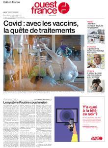 Ouest-France Édition France – 11 février 2021