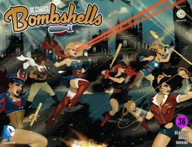 DC Comics - Bombshells 036 2016 Digital