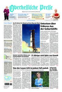 Oberhessische Presse Marburg/Ostkreis - 16. Juli 2019