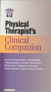 Physical Therapist's Clinical Companion
