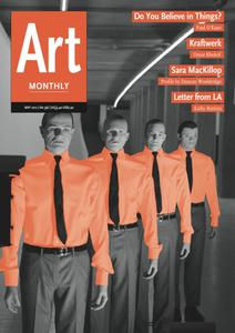 Art Monthly - May 2012   No 356