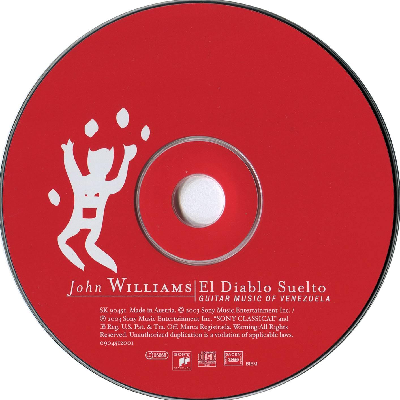 John Williams - El Diablo Suelto: Guitar Music of Venezuela (2003)