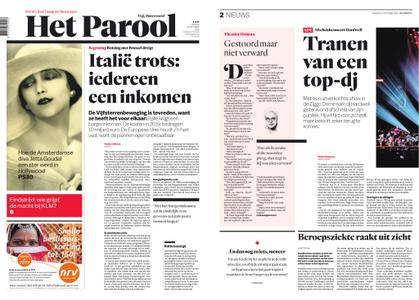 Het Parool – 19 oktober 2018