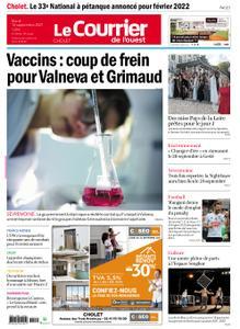 Le Courrier de l'Ouest Cholet – 14 septembre 2021