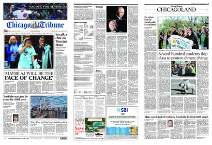 Chicago Tribune – May 04, 2019
