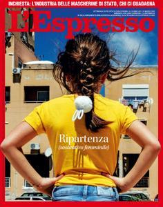 L'Espresso - 10 maggio 2020