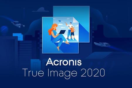 Acronis True Image 2020 Build 20770 Multilingual
