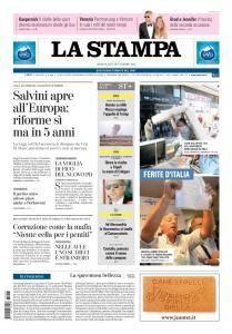 La Stampa Torino Provincia e Canavese - 5 Settembre 2018