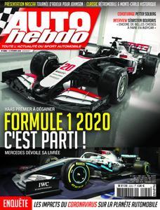 Auto Hebdo - 13 février 2020