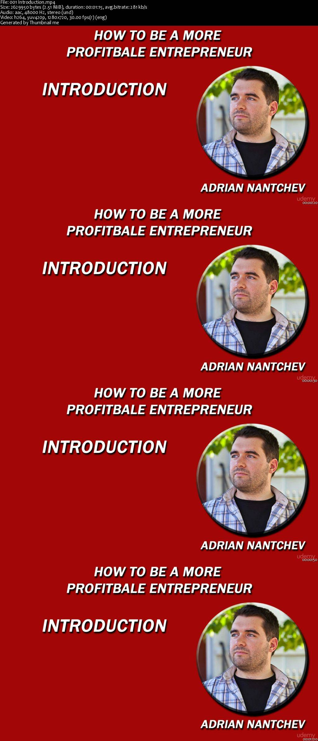 How to be a more profitable entrepreneur