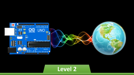 Crazy about Arduino - Level 2 - Learn to use Keypad, LCD, Ultrasonic Sensor, LDR Sensor and a Buzzer