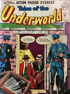 Tales of the Underworld 010 1960 Alan Class UK c2c