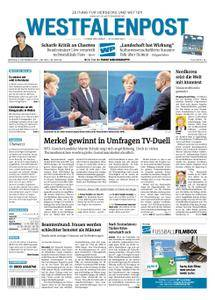 Westfalenpost Wetter - 04. September 2017