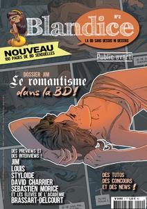 Blandice - Tome 2 - Le Romantisme Dans La BD