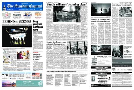 The Capital – October 21, 2018