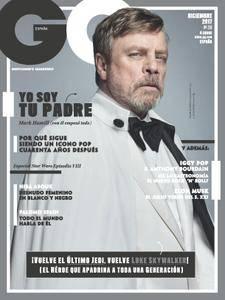 GQ España - diciembre 2017