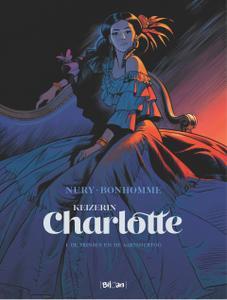 Keizerin Charlotte - 01 - De Prinses En De Aartshertog