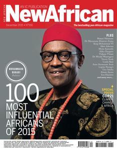 New African - December 2015