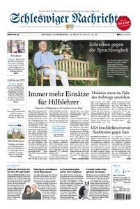 Schleswiger Nachrichten - 09. Mai 2018