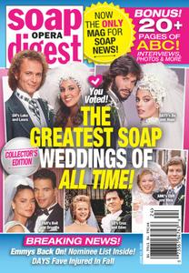Soap Opera Digest - June 15, 2020