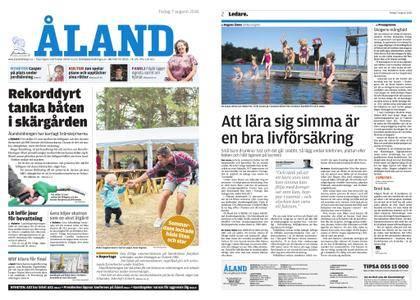 Ålandstidningen – 07 augusti 2018