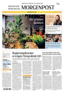 Solinger Morgenpost – 19. Januar 2019