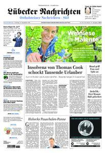Lübecker Nachrichten Ostholstein Süd - 24. September 2019