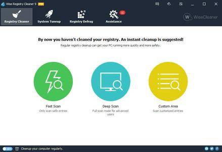 Wise Registry Cleaner Pro 10.1.5.676 Multilingual