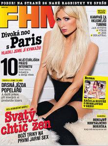 FHM Czech - April 2012 (Repost)
