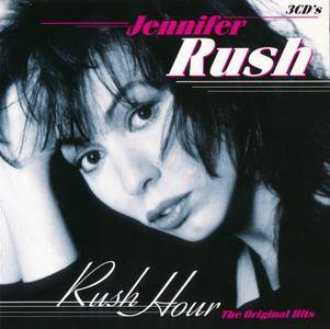 Jennifer Rush - Rush Hour: The Original Hits (2013) {3CD Box Set}