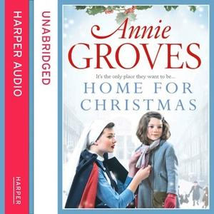 «Home for Christmas» by Annie Groves