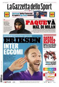 La Gazzetta dello Sport Sicilia – 24 gennaio 2020