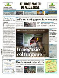 Il Giornale di Vicenza - 23 Giugno 2019