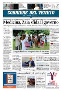 Corriere del Veneto Vicenza e Bassano – 07 giugno 2020