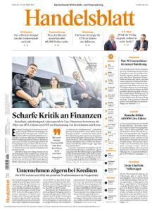 Handelsblatt  - 18 Oktober 2021