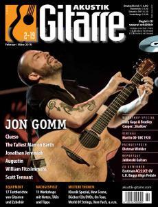 Akustik Gitarre - Februar-März 2019