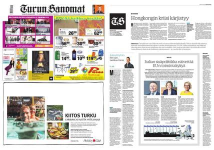 Turun Sanomat – 15.08.2019