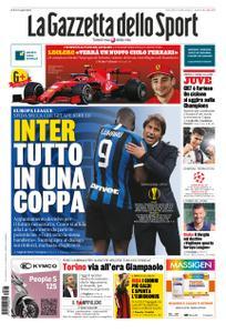 La Gazzetta dello Sport – 05 agosto 2020