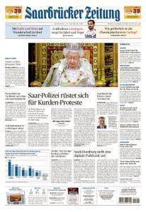 Saarbrücker Zeitung St. Wendel – 15. Oktober 2019