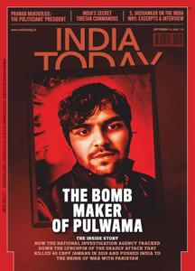 India Today - September 14, 2020