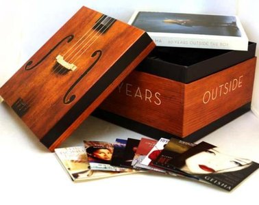 Yo-Yo Ma - 30 Years Outside The Box: 90CD Box Set (2009) Re-up