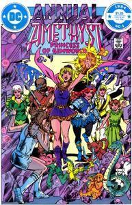 Amethyst-Princess of Gemworld v2 Annual 1 1984