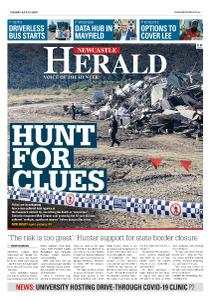 Newcastle Herald - July 7, 2020